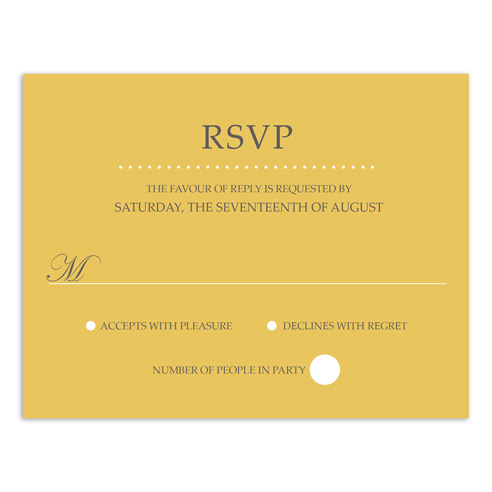 HP Wedding 010 RSVP