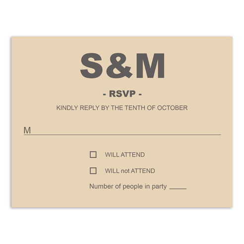 HP Wedding 009 RSVP