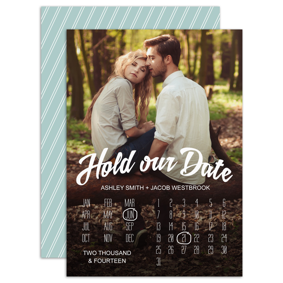 HP Wedding 008 Save the Date