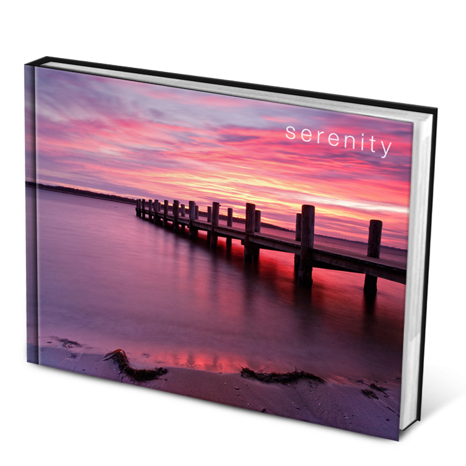 Hard Cover 8.5x11 01 LCP