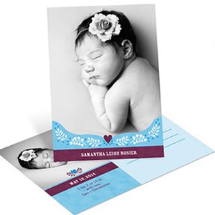 Cards & Stationery/Birth Announcements