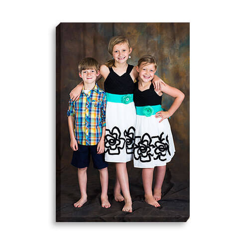 12x18 Mirrored Image Wrap