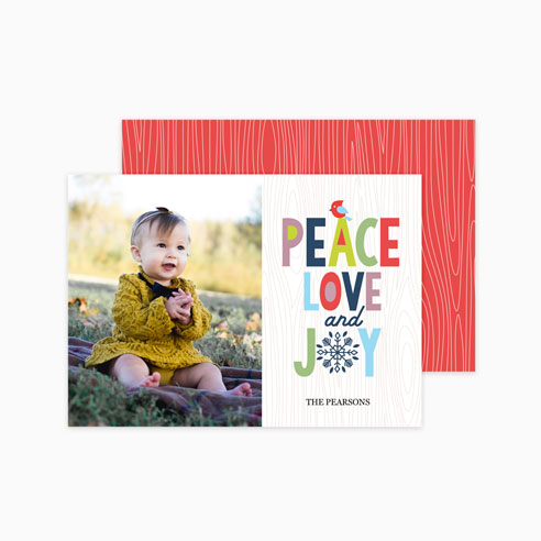 Holiday | Peace Love Joy