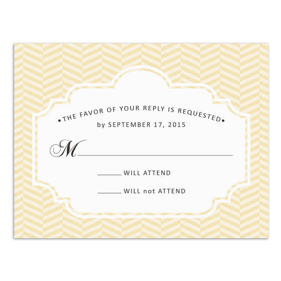 HP Wedding 005 RSVP