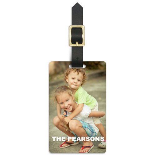 Luggage Tag 001